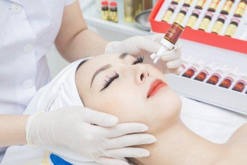 Tế bào gốc trị mụn larian acne ampoule