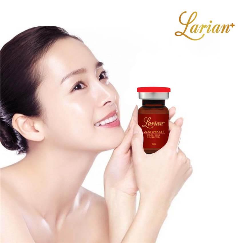 Tế bào gốc trị mụn Acne Ampoule Larian+
