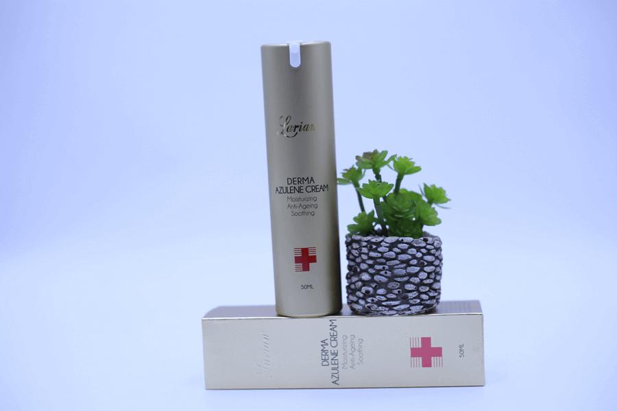 Derma Azulene Cream - Kem phục hồi, ổn định da nhạy cảm Larian+